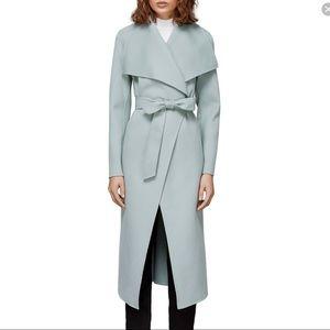 Mackage Mai Belted Long Coat